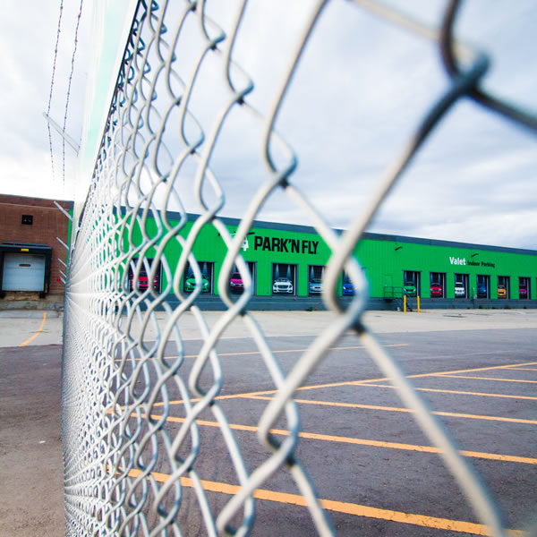 Commercial Recreational Chain-link