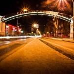 Corydon Avenue Arch
