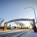 Transcona Downtown Arch