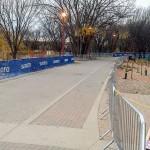 Pedestrian Barrier