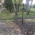 Classic Ornamental Fence
